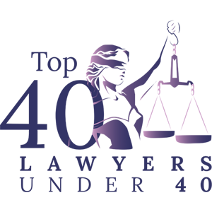 Top 40 Lawyers Under 40