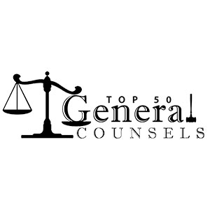 Top 50 General Counsels