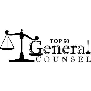 Top 50 General Counsel